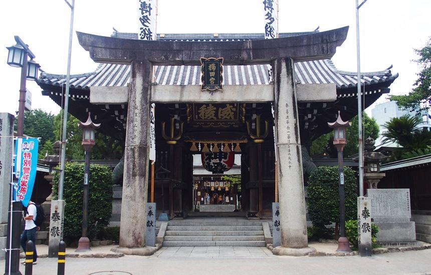 櫛田神社16