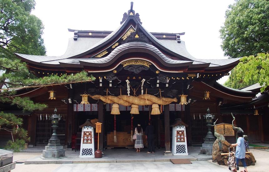 櫛田神社24