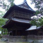 「聖福寺」博多の歴史観光スポット!日本最初の禅寺はデカかった。
