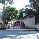 「若宮神社」天神の中心部にある鎮守の杜、神社・歴史観光スポット。