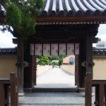 「妙楽寺」時代劇セットのようなお寺と巨大なレトロ建築!博多御供所町観光スポット