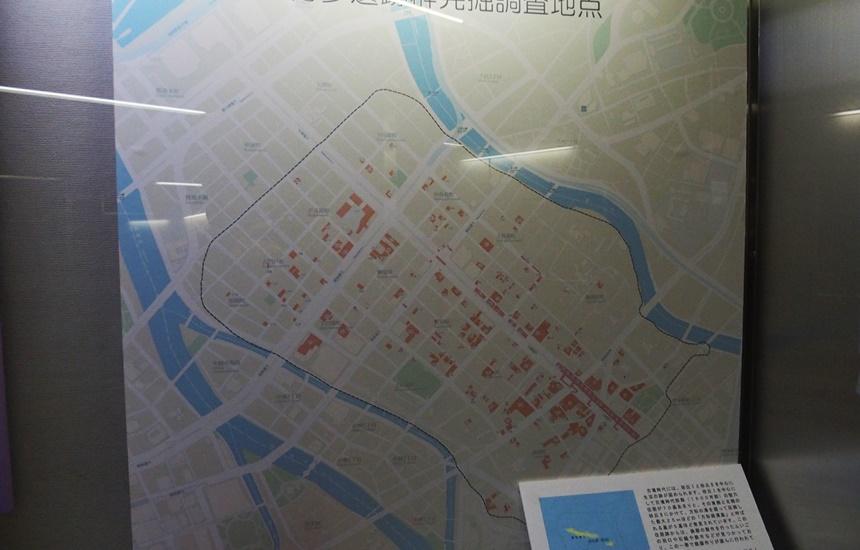 祇園駅通路8