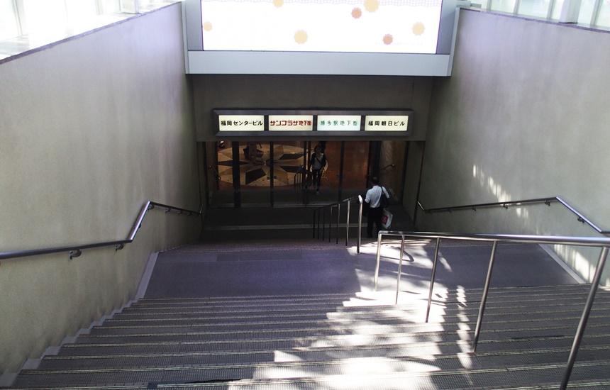 祇園駅通路3