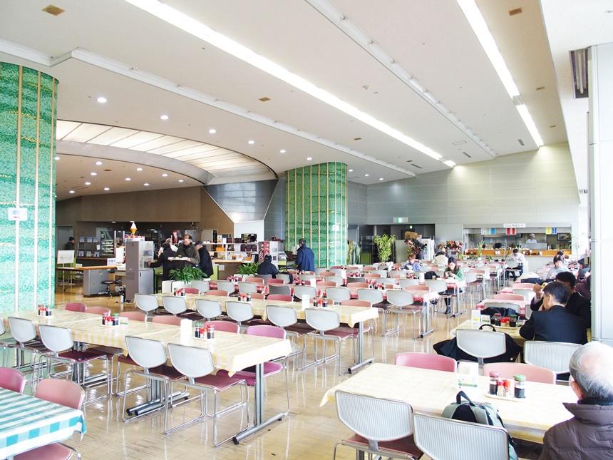 市役所食堂15