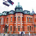 「福岡市赤煉瓦文化館」福岡天神にある明治の洋館!内部見学も出来ます