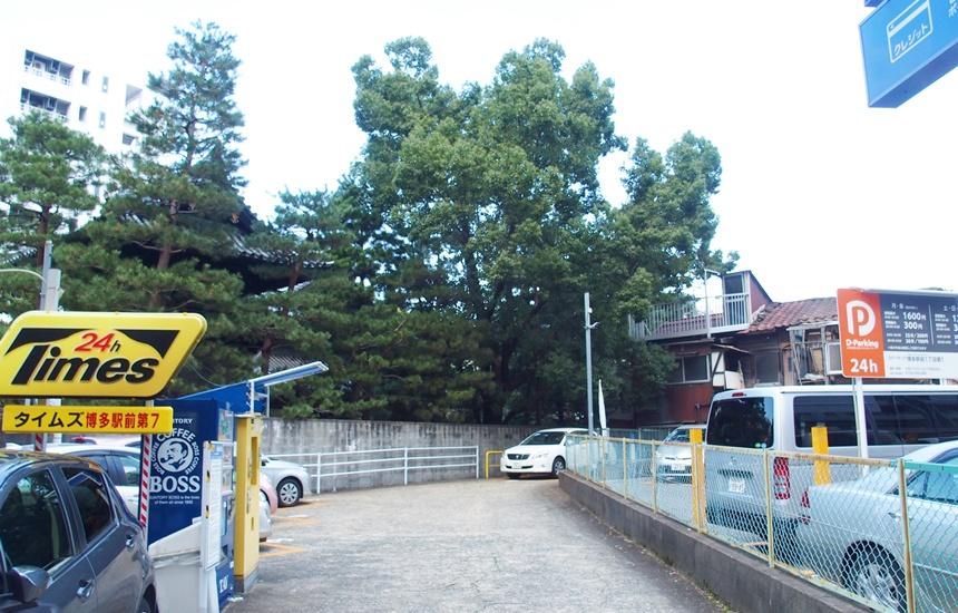 博多駅前レトロ11