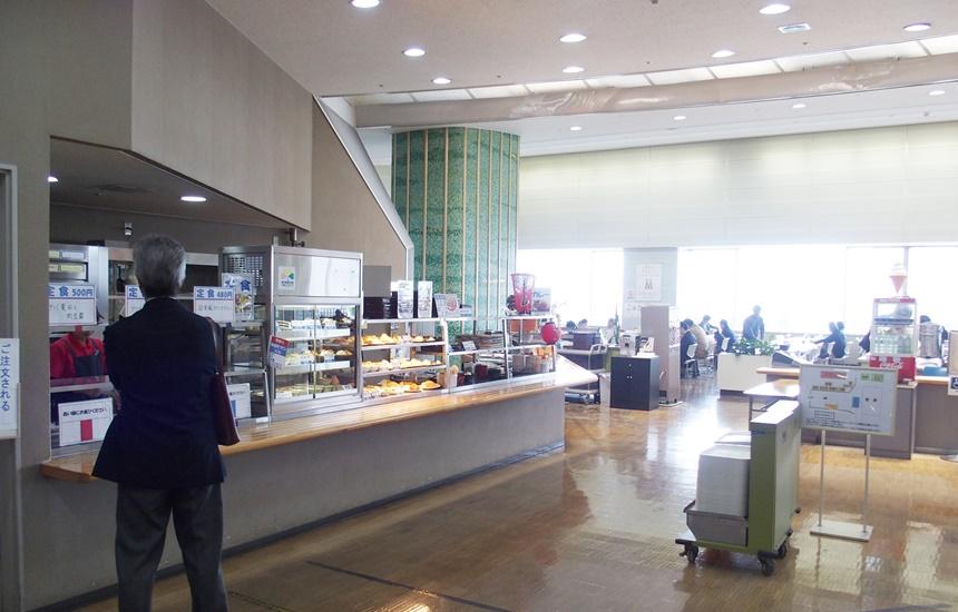 市役所食堂7