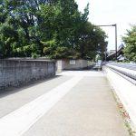 「節信院」博多の歴史巡り御供所町、勤王党を率いた志士「加藤司書」の菩提寺