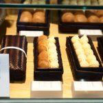 博多駅で人気のお土産「鈴懸 鈴乃〇(えん)餅、鈴乃最中」老舗の創作和菓子店