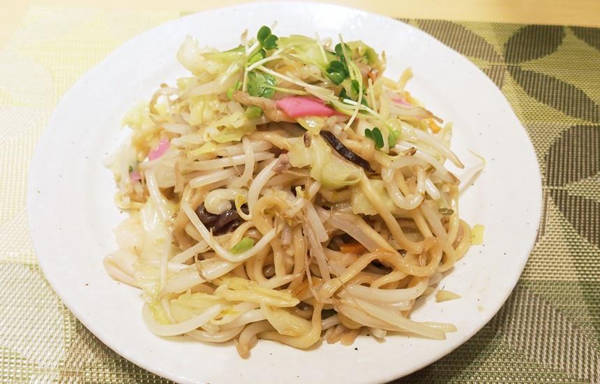 博多皿うどん8
