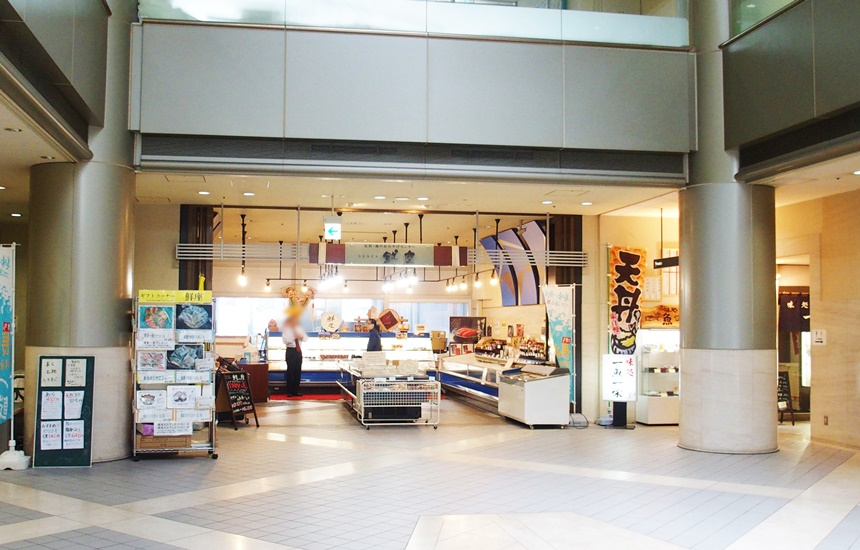 福岡魚市場6