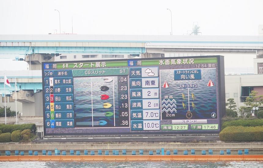 福岡競艇11