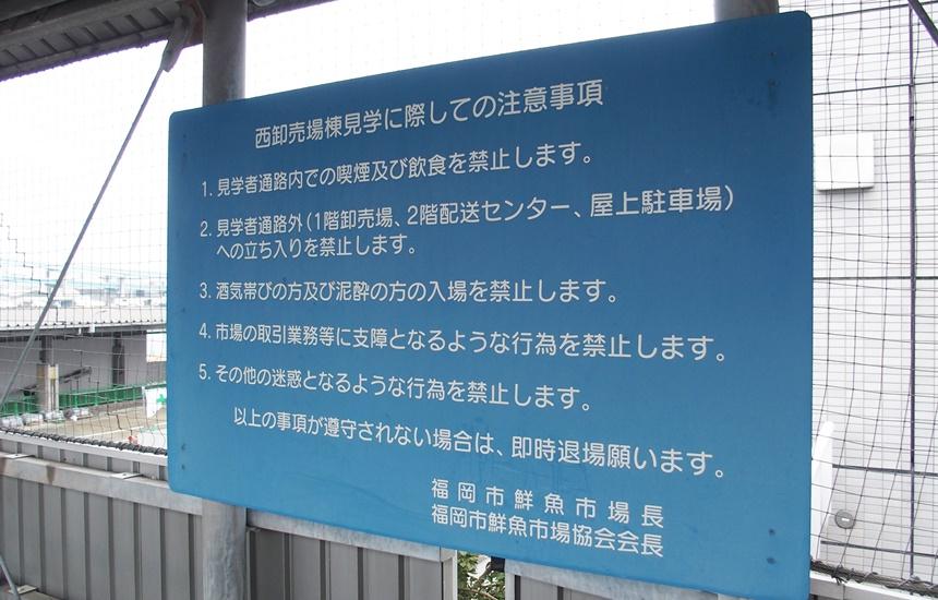福岡魚市場21