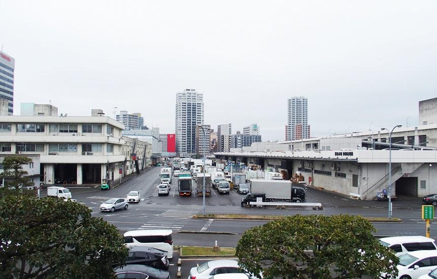 福岡魚市場19