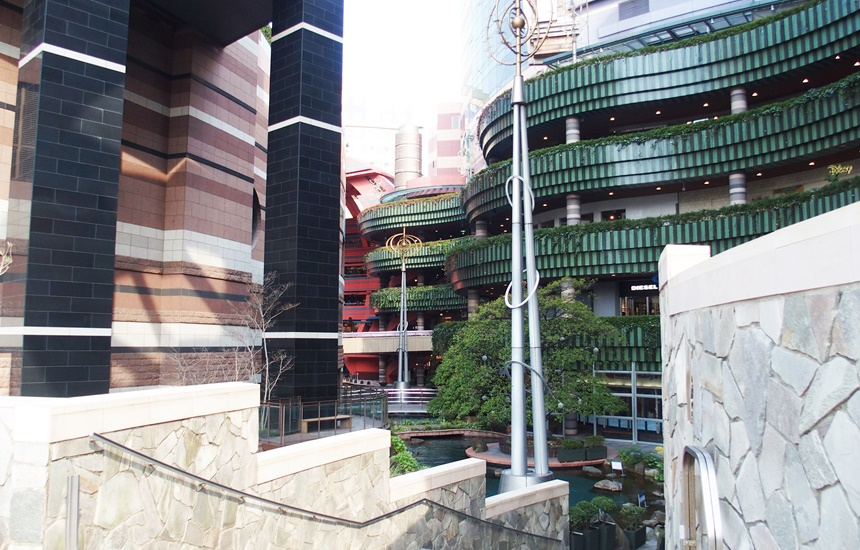 中洲燈篭2