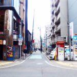 西郷隆盛隠れ家跡、福岡天神の歴史地区!レトロな通りと玄洋社の碑