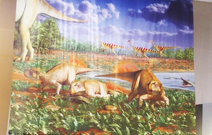 科学館恐竜展12