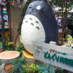 福岡のキャナルシティ博多にトトロがいた!「どんぐり共和国」ジブリの店