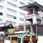 「勝立寺」福岡天神の西郷隆盛に所縁がある寺、西南戦争政府軍本営跡
