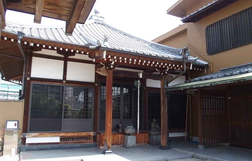本覚寺と入定寺15