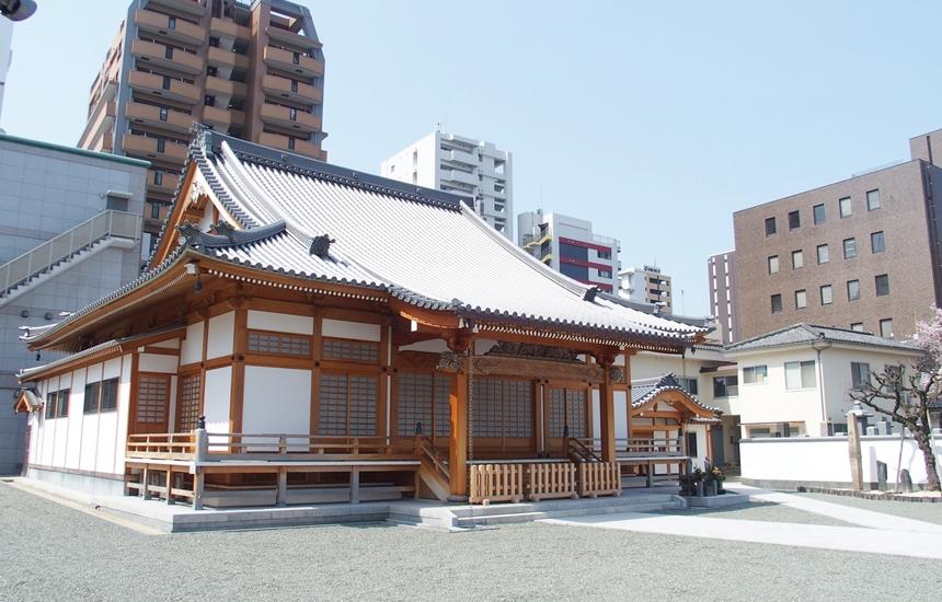 本覚寺と入定寺2