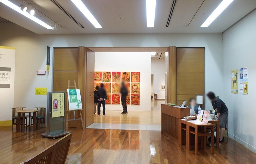 アジア美術館8