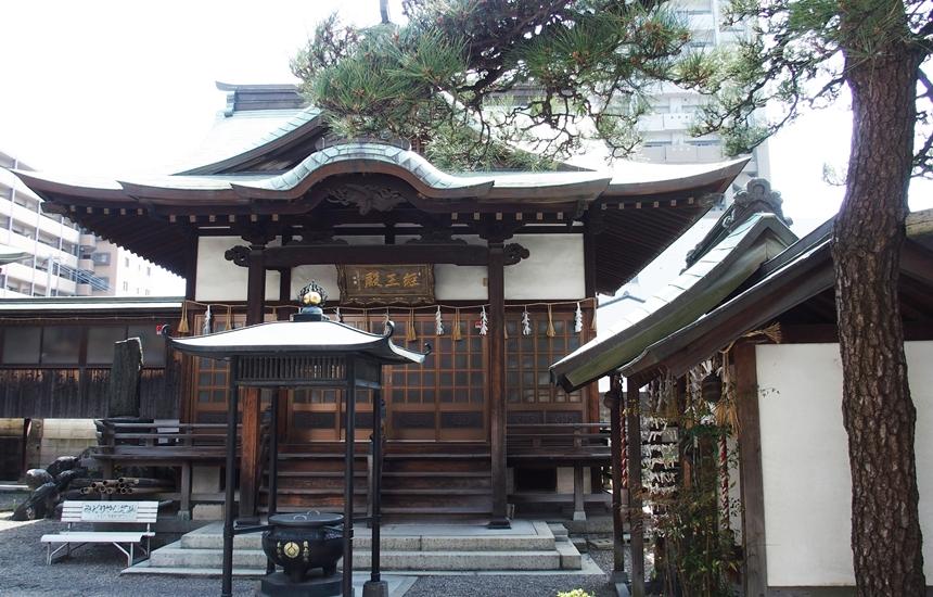 本覚寺と入定寺11