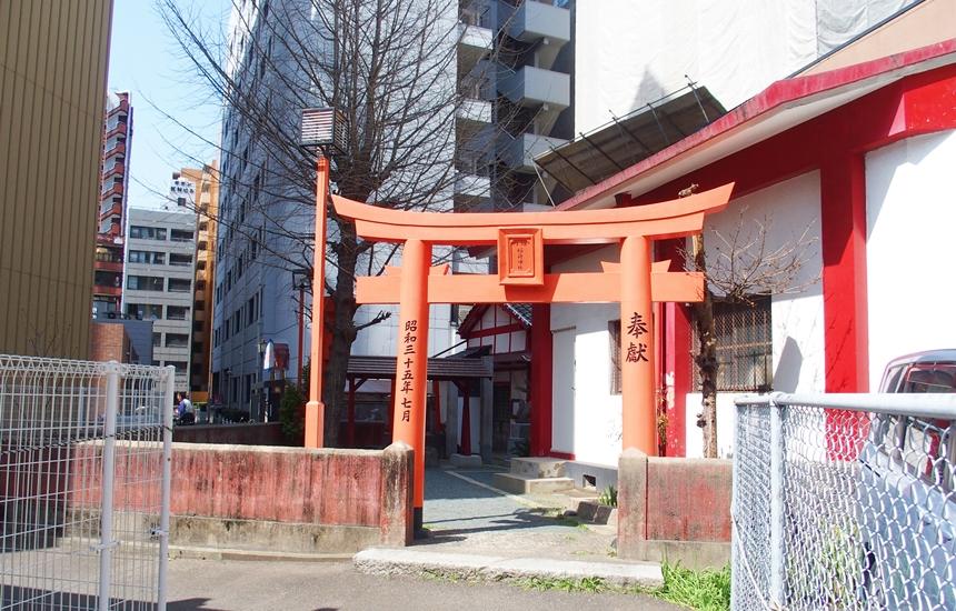 畑内稲荷神社6