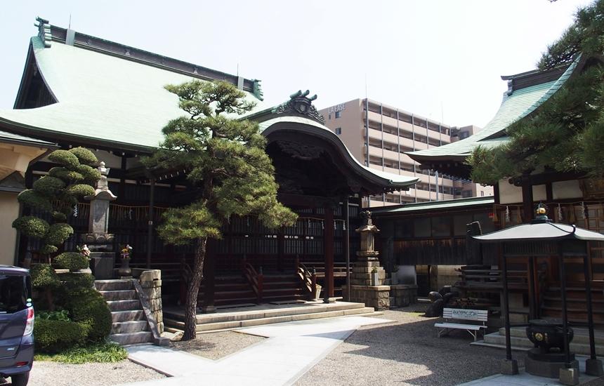本覚寺と入定寺9