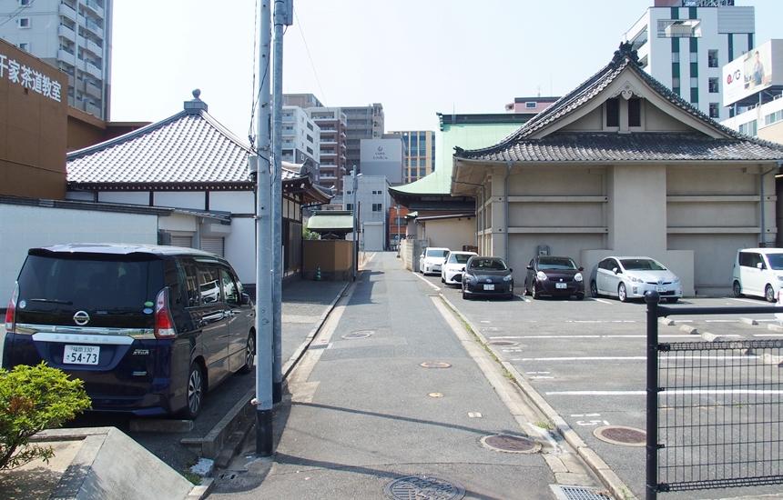 本覚寺と入定寺19