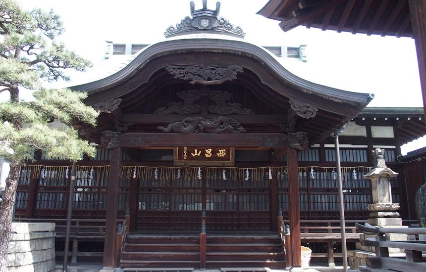 本覚寺と入定寺10