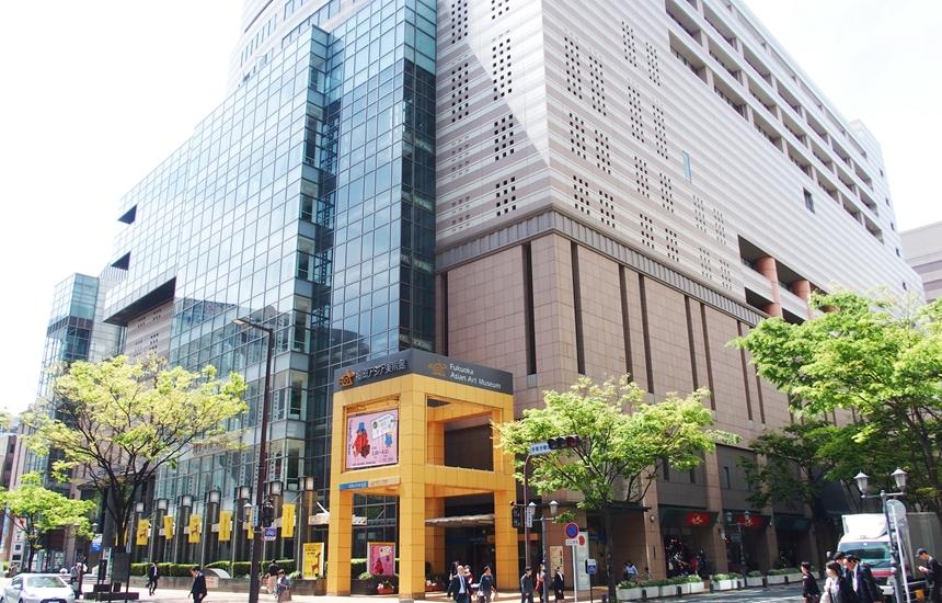 アジア美術館1