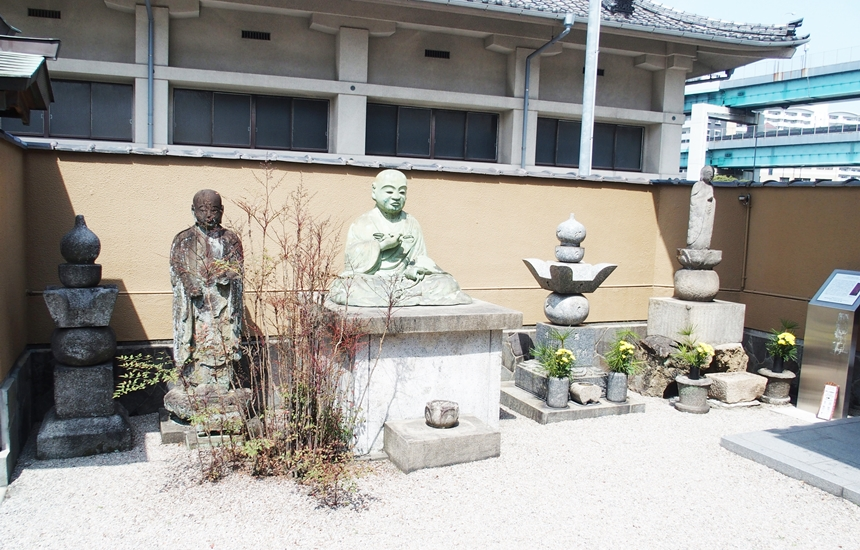 本覚寺と入定寺17
