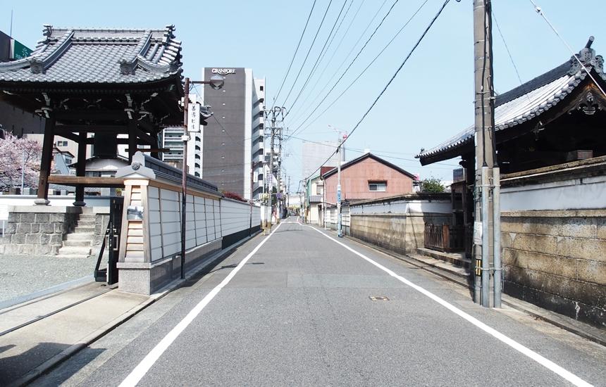 本覚寺と入定寺4