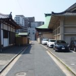 「博多大水道」鎌倉時代に掘られた博多中心部を防衛する巨大な堀