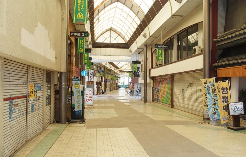 銀座通り商店1