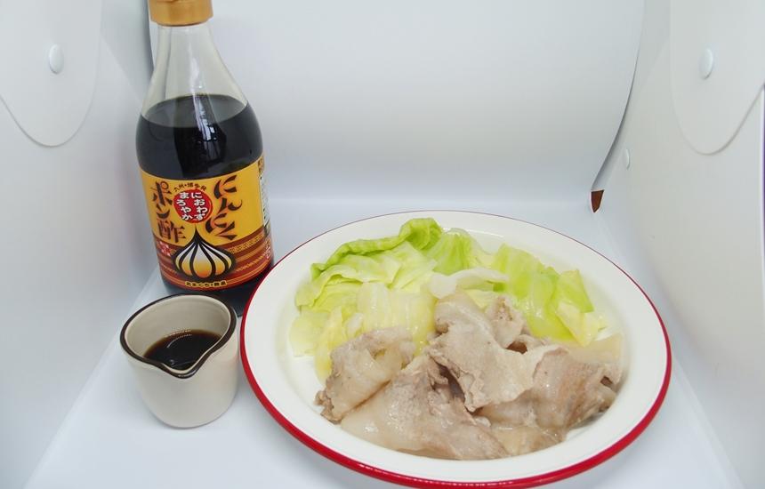 にんにくぽん酢13