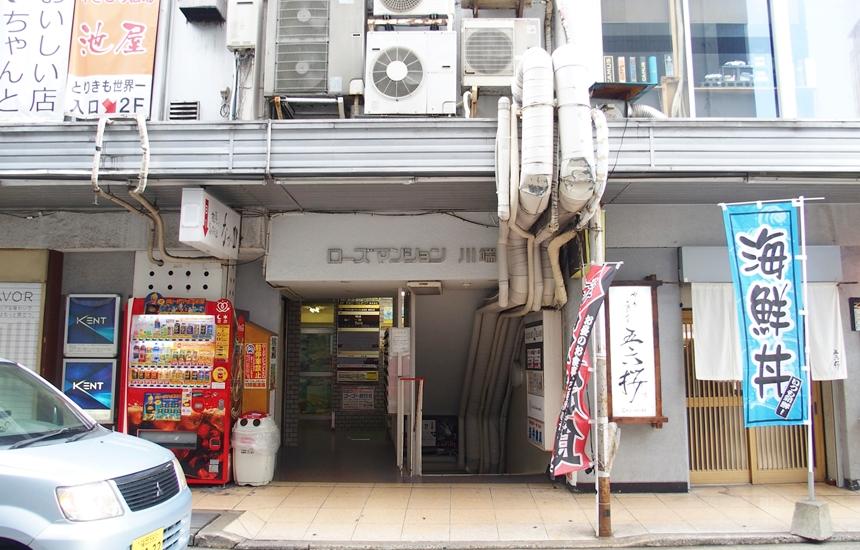 川端商店街16